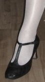 t-straps and white stockings blog